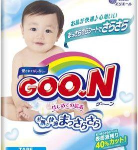 Подгузники Goon M (6-11 кг) 64 шт