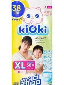Kioki Подгузники-трусики детские XL 12-16 кг 38 шт