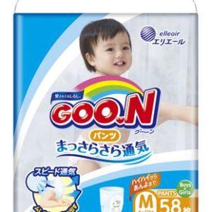 Трусики Goon М (7-12 кг) 58 шт