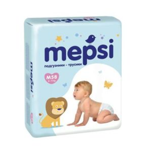 Подгузники-трусики MEPSI 0062