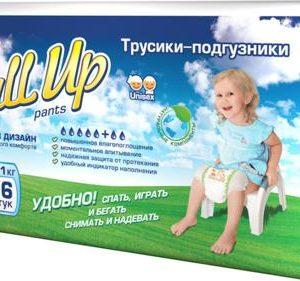 Подгузники-трусики детские Skippy Pull Up, 6-11 кг, 7052, 36 шт