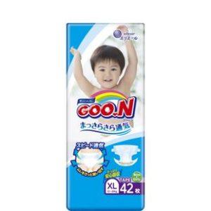 Подгузники Goon XL (12-20 кг) 42 шт