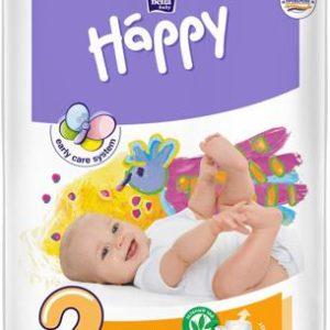Подгузники Bella baby Happy, размер Mini 2 (3-6 кг), 38 шт