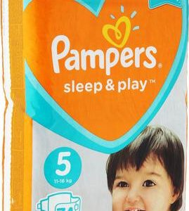 Pampers Sleep & Play Подгузники 5 11-16 кг 74 шт