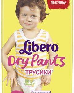 Libero Трусики Dry Pants Size 6 (13-20 кг) 30 шт